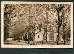 CPA - AUDENGE - L'Eglise - France