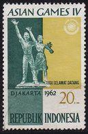 INDONESIEN INDONESIA [1962] MiNr 0364 ( O/used ) Sport - Indonesië
