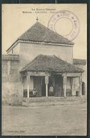 MAROC 1912 CPA  Meknes Campagne Du Maroc - Marcophilie (Lettres)