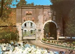 Gibraltar - Maison Du Gouverneur - Kiosk Newsagents - 6338 - Gibraltar