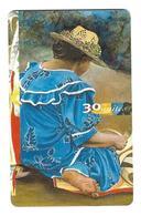 Télécarte Polynésie PF68 Les Mamas - Polynésie Française