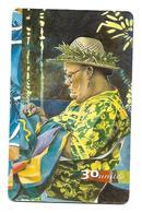 Télécarte Polynésie PF69 Les Mamas - Polynésie Française