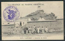 MAROC 191? CPA Maroc Oriental Taourirt - Marcophilie (Lettres)