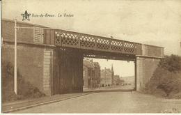 Bois - De - Breux -- Le Viaduc. (tram Au Loin)     (2 Scans) - Beyne-Heusay