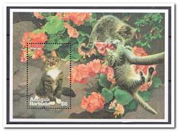 Antigua & Barbuda 1995, Postfris MNH, Cats - Antigua En Barbuda (1981-...)