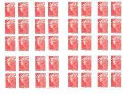 Lot De 2 Carnets De 20 TVP LP - Carnets