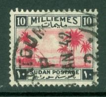 Sdn: 1941   Tuti Island   SG86    10m    Used - Sudan (...-1951)