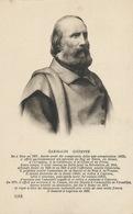 Caprera Giuseppe Garibaldi Born In Nice ( Italy ) Dead In Caprera - Italia
