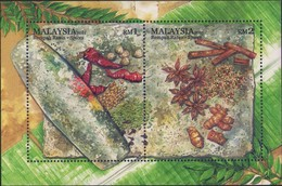 Malaysia 2011 S#1351 Spices M/S MNH Food Herbs Spice - Malaysia (1964-...)