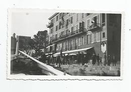Photographie Villefranche Sur Mer 06 Port 1939 Photo 6,7x11 Cm Env - Places