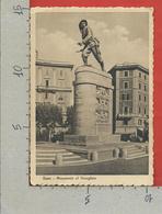 CARTOLINA NV ITALIA - ROMA - Monumento Al Bersagliere - EVR - 10 X 15 - Roma