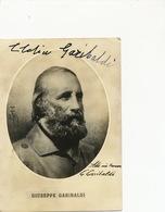 Caprera Giuseppe Garibaldi Born In Nice ( Italy ) Dead In Caprera. Written Clelia Garibaldi 1952 Autographe - Altre Città