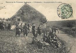 Manoeuvres LANGRES  GAMELLE  Tad Très Beau - Guerre 1914-18