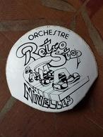 Nivelles Orchestre Rétro Stop - Stickers