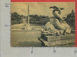 CARTOLINA NV ITALIA - ROMA - Piazza Del Popolo - 10 X 15 - Piazze