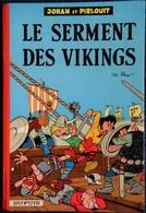 Peyo - Johan Et Pirlouit - Le Serment Des Vikings - Éditions Dupuis - ( 1964 ) . - Johan Et Pirlouit