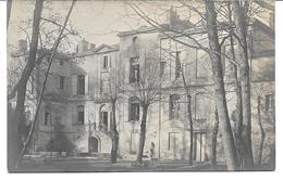 33 - BLAYE - Sous Préfecture Côté Jardin - Carte Photo - Blaye