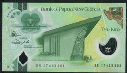 PAPUA NEW GUINEA NLP 2 KINA (20)17 UNC. - Papouasie-Nouvelle-Guinée