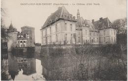 DAV : Deux  Sèvres :  SAINT  LOUP  Sur  Thouet  : Le  Château - France