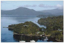 1 AK Neuseeland * Golden Bay Auf Stewart Island - Stewart Island Ist Die Drittgrößte Insel Neuseelands * - Neuseeland