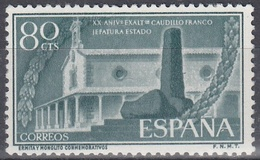 ESPAÑA 1956 Nº 1199 NUEVO PERFECT0 - 1951-60 Usados