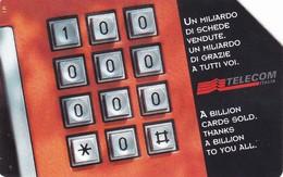 SCHEDA TELEFONICA  CARDEX 97  SCADENZA 31/12/1999 USATA - Italia