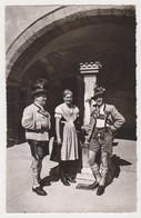 26937 Berchtesgadener Trachten - Ansichtskartenfabrik  Bgd 396-f -costume Bavarois Folklore Fontaine - Berchtesgaden