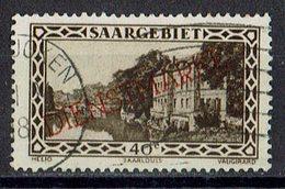 Saargebiet 1929 // Mi. 27 O - Officials