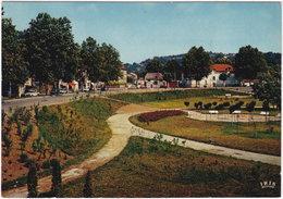 12. Gf. CRANSAC-LES-THERMES. Le Jardin Public. 26 - France