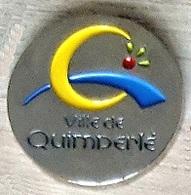 Jeton De Caddie  Ville  De  QUIMPERLE  ( 29 ) - Jetons De Caddies
