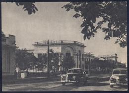 "5-20 RUSSIA 1957 POSTCARD SH04748 Mint YUZHNO-SAKHALINSK SAKHALIN ISLAND Far East CAR ""POBEDA"" TRANSPORT USSR - Russie"