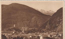 DAV :   Pyrénées  Océan ,  Vallée  D '  Aure  Cadéac  , Vue , Petit  Arbizon - Francia