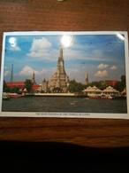 C. P. Thaïlande Temple Of Dawn Pagode Circulé C6 - Thaïlande