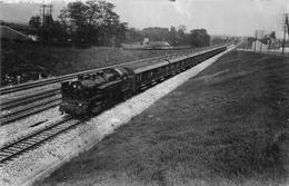 """¤¤  -   Cliché Non Situé D'un Train  -  Machine """" EST - 141 - 127 """"  -  Chemin De Fer  -      -  ¤¤ - Matériel"""