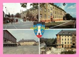 CPM SAINT WENDEL  1er Regiment Des Cuirassiers - Kreis Sankt Wendel