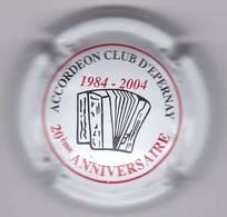 ACCORDEON CLUB D'EPERNAY 1984-2004 20 7ME ANNIVERSAIRE - Champagne