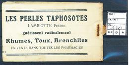 BELGIQUE CARNET ANCIEN CARNET TRES DEFRAICHI FROISE  2 FEUILLES COMPLETES SANS GOMME - Booklets 1907-1941