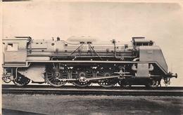 ¤¤  -   Cliché Non Situé D'une Locomotive N° 1401  -  Chemin De Fer  -  Voir Description  -  ¤¤ - Matériel