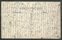 MAROC 191? CPA Meknesn Troupes Occup. Maroc Occidental - Marcophilie (Lettres)