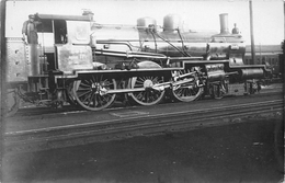 ¤¤  -   Carte-Photo Non Situé D'une Locomotive N° 3446 En Gare  -  Cheminot  -  Chemin De Fer   -  ¤¤ - Matériel