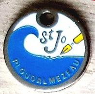 Jeton De Caddie  Ville, St  Jo  PLOUDALMEZEAU  ( 29 ) - Jetons De Caddies