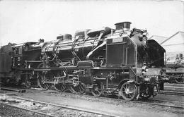 ¤¤  -   Carte-Photo Non Situé D'une Locomotive Du Réseau EST N° 231-054  -  Chemin De Fer   -  ¤¤ - Matériel
