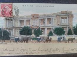 Sao Paulo - Liceu De Artes E Officios. - São Paulo