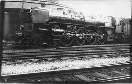 ¤¤  -   Carte-Photo Non Situé D'une Locomotive Du Réseau EST N° 241-009  -  Chemin De Fer   -  ¤¤ - Matériel
