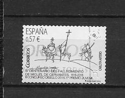 LOTE 1872 /// ESPAÑA 2016  -  CENTENARIO MIGUEL DE CERVANTES - 1931-Hoy: 2ª República - ... Juan Carlos I