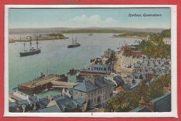 IRLANDE - Harbour , Queenstown - Cork