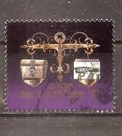 1994 Latvia , Lettland CEPT, Europa  Straight Scales - Used (0) Big Value 50 Santims - Lettonie