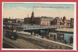 IRLANDE - Carnegie Library And Municipal - Cork