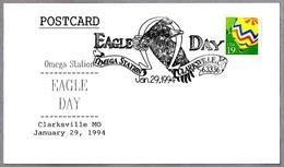 DIA DEL AGUILA - EAGLE DAY. Clarksville MO 1994 - Águilas & Aves De Presa