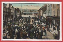 IRLANDE - Coal Quay Market - Cork